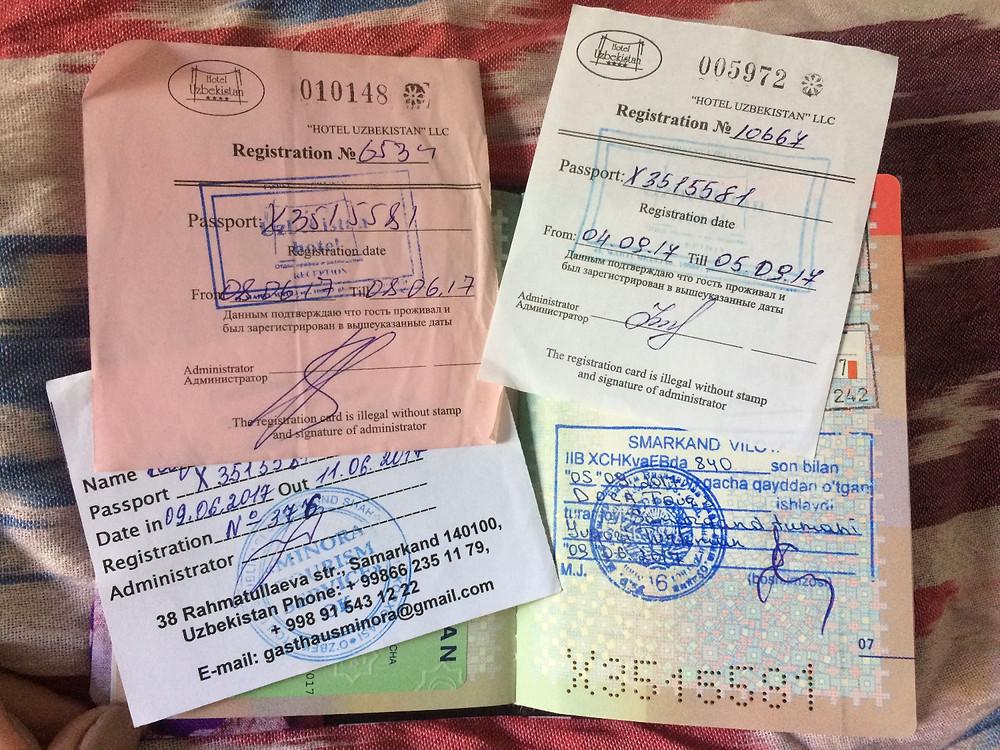 Registrierungszettel_Usbekistan