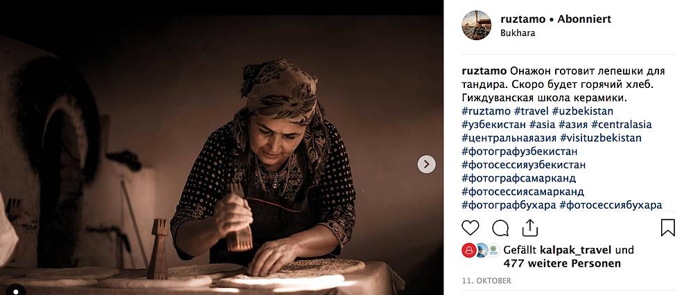 usbekistan_frau_brotbacken