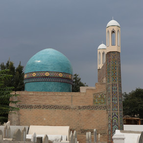 Top sights in Kokand / Top Sehenswürdigkeiten in Kokand