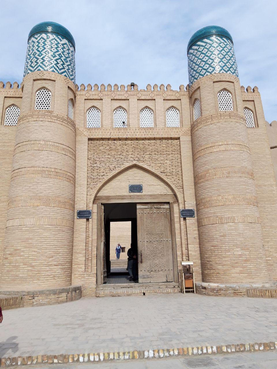 citadel_khiva