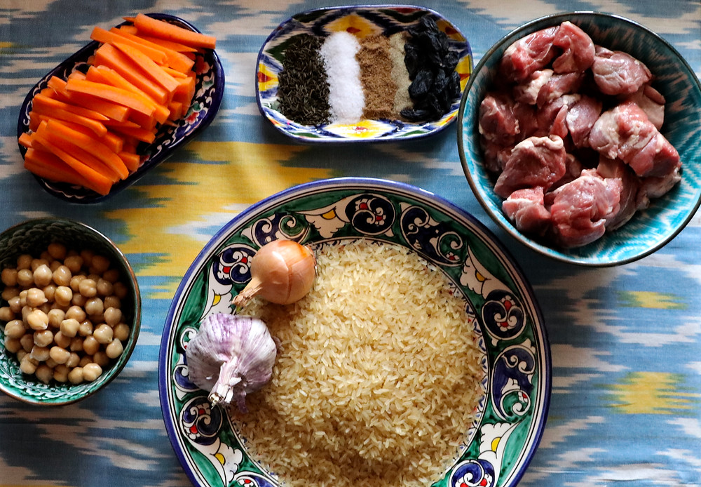 uzbek_plov_ingredients