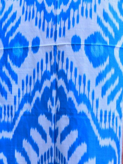 Rohseide-Schal anor