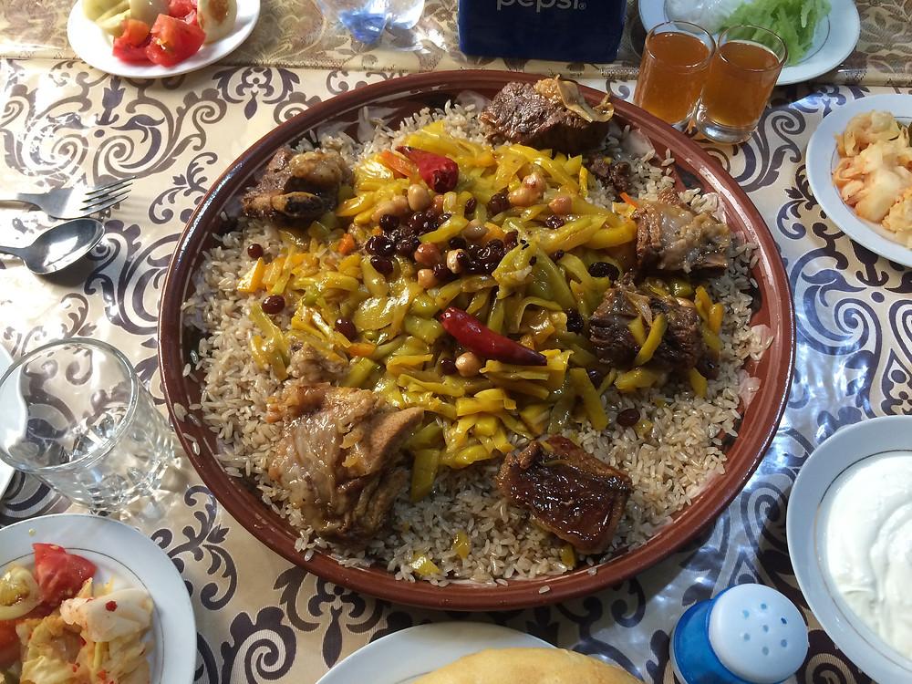 plov_uzbek_food