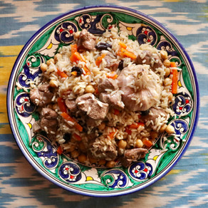 Recipe/Rezept: Plov