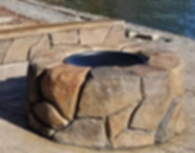 StoneMakers firepit and bench wall.png