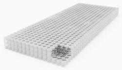 Блок независимых пружин (256 пр.м²)