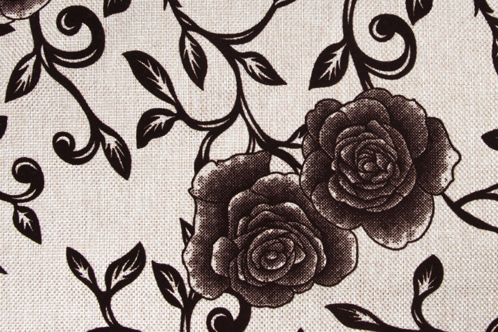 Розы - бежевый