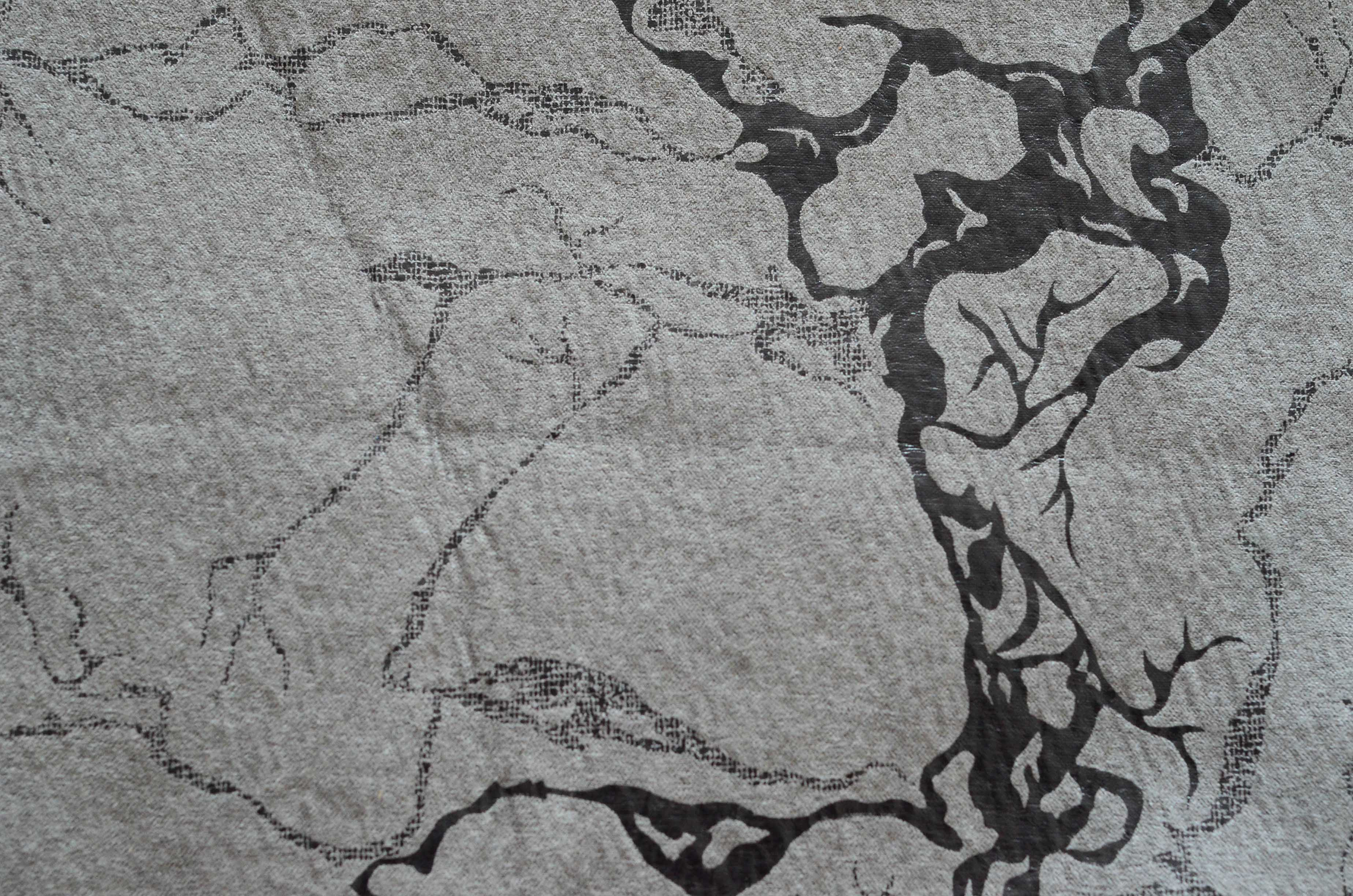мрамор графит