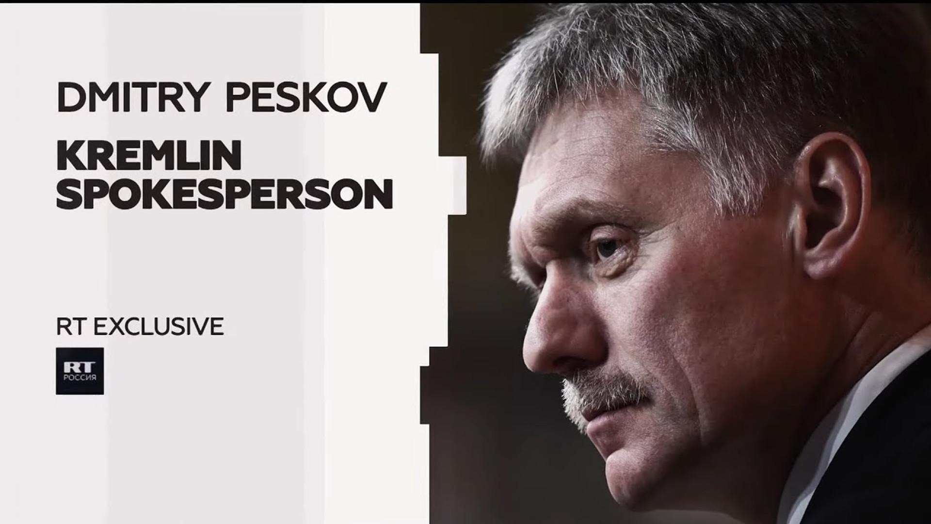 Ein POTUS, der bereit ist, die Beziehungen zwischen den USA und Russland zu reparieren, würde uns viel glücklicher machen sagt der Kreml-Sprecher
