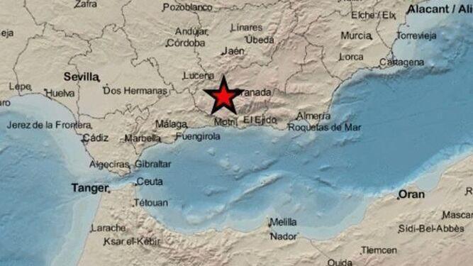 Ein weiterer Alarm in der Hauptstadt Granadas und der Metropolregion aufgrund eines Erdbebens der Stärke 3,8, dem bisher stärksten Beben
