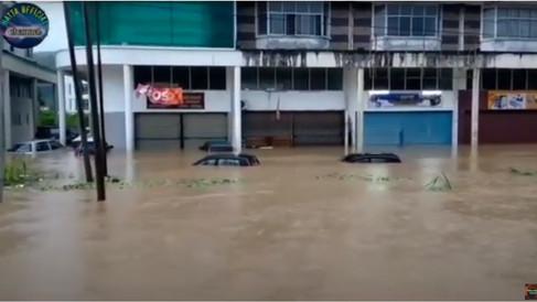 FLUTEN IN SABAH MALAYSIA