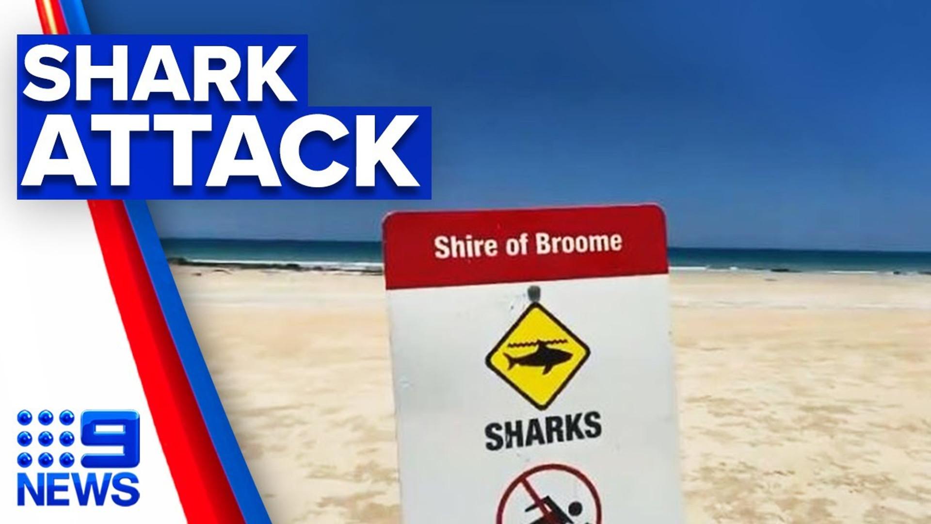 Mann bei Hai-Angriff in der Nähe von Broome getötet