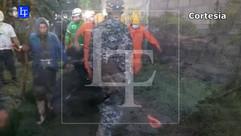 Mindestens sechs Tote bei einem Erdrutsch im Norden von El Salvador