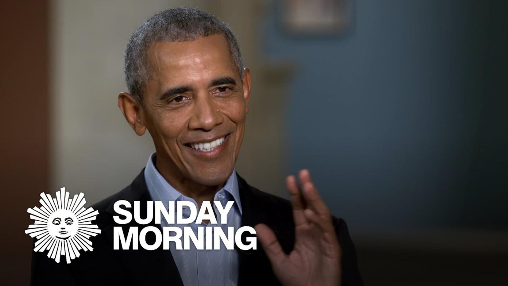 Barack Obama spricht über Politik, das Leben im Weißen Haus und Donald Trump