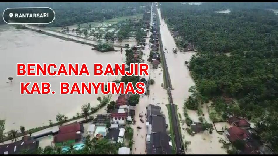 Flutkatastrophe Banyumas Regentschaft