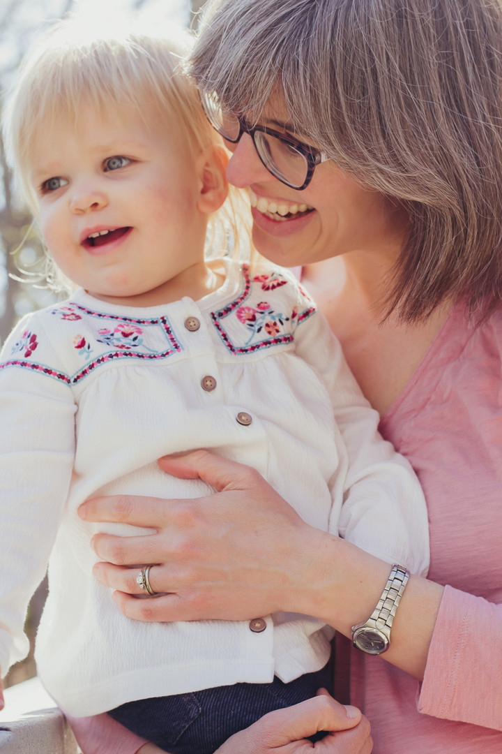 Boise Family- Mother Daughter
