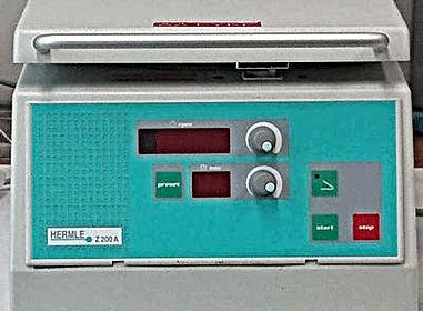 Table Top Centrifuge Z 200 A, Hermle LaborTechnik