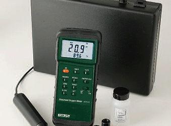 Portable Dissolved Oxygen Meter, Extech Instruments
