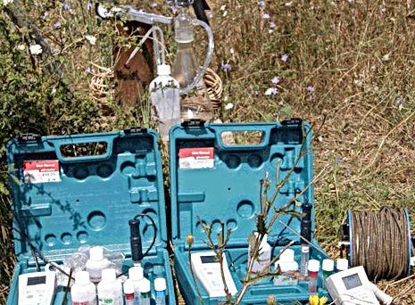Portable pH/ORP-meter, Crison Instruments