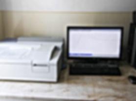 LAMBDA 25 UV/Vis Spectrophotometer, PerkiElmer
