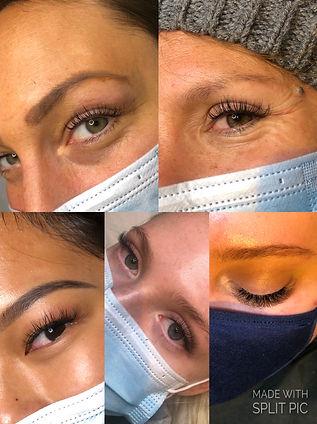 Eyelash Extensions Covid19