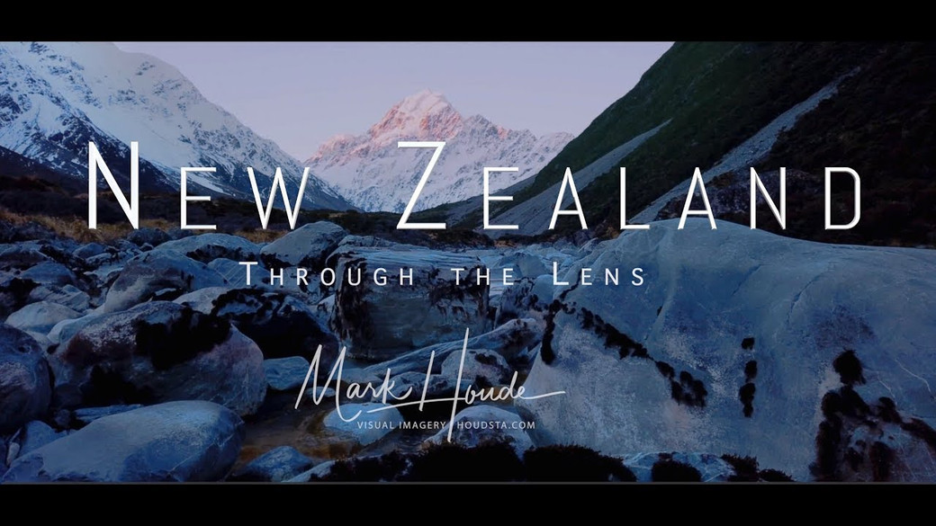 New Zealand: Through The Lens