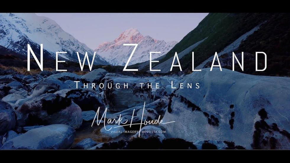 New Zealand: Through The Lens
