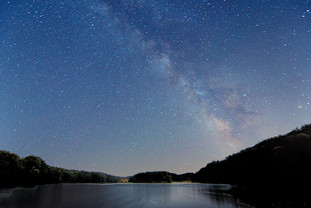 Milky Way Over Mackenzie