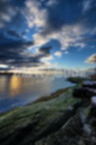 Chaffinch Island Park Sunrise
