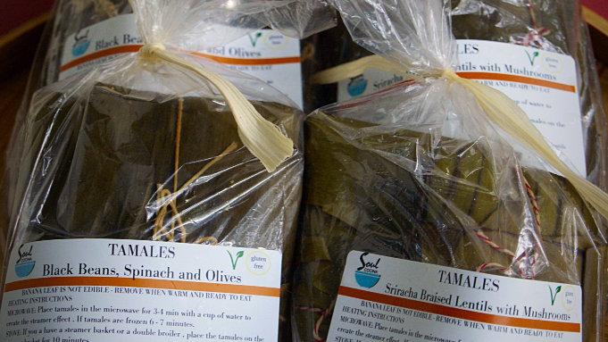 TAMALES BAG X 2