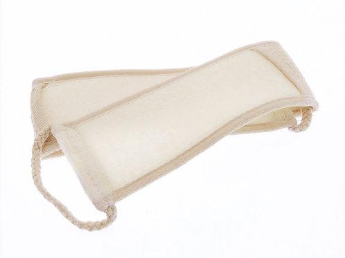 Exfoliating Loofah Back Scrubber, Long Shower & Bathtub Body Sponge Scratcher