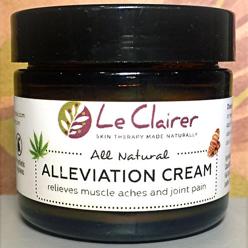 Alleviation Cream