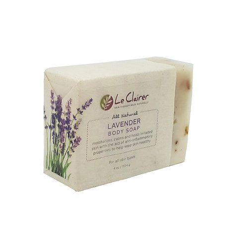 Lavender Natural Soap
