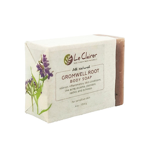 Groomwell Root Body and Face Soap