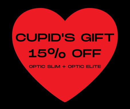 Love Is Flowing Here at Optic Imaging Headquarters | 15-Percent Off