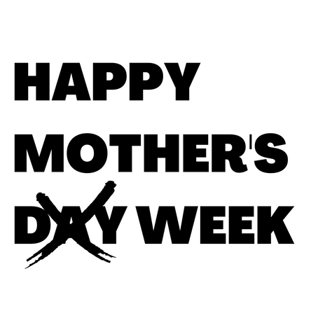 """Happy Mother's Week from """"JT"""""""