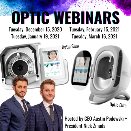 Our Monthly Webinars Are for Our Clients and Anyone Considering an Imaging Platform