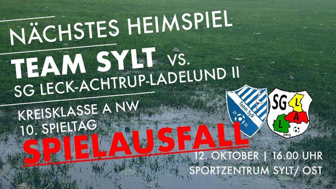 ACHTUNG SPIELAUSFÄLLE!!!