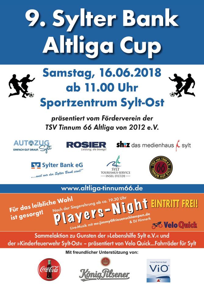 9. Sylter Bank Altliga Cup