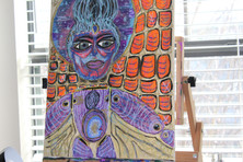 My womb by Shante Schuler