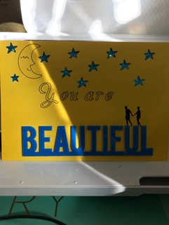 You are beautiful by Shante Schuler