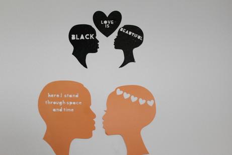 Black is Beautiful by Shante Schuler