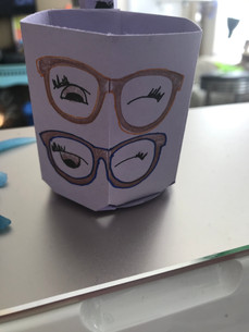 Paper Cup Design by Shante Schuler