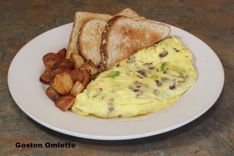 gaston omelette