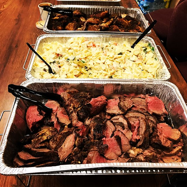 #catering #holidayseason #christmasparty #party #chefyaser #orlandpark #food #foodporn #foodgasm #ch