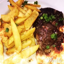 #steak #frites #orlandpark #cheflife #foodie