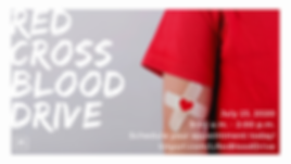 red cross blood drive - for video_app.pn