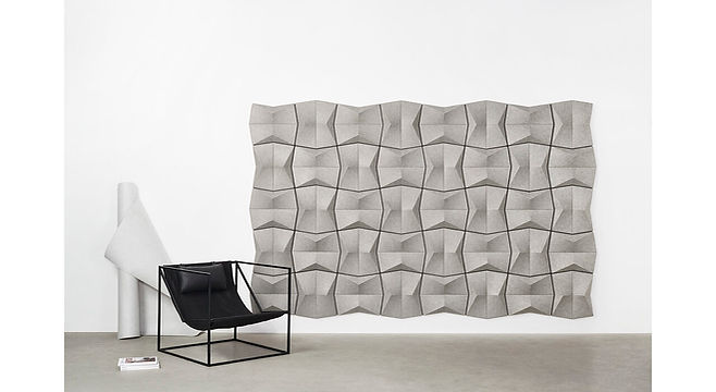 grey-acoustic-pinch-wall-tiles-behind-ch