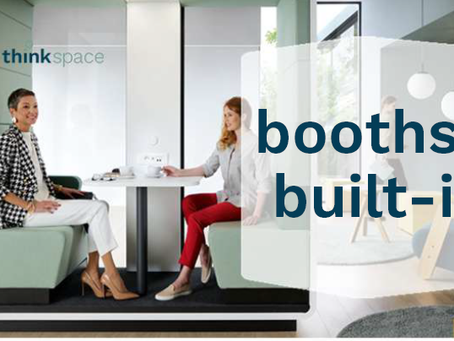 Booths Vs. Build-Ins