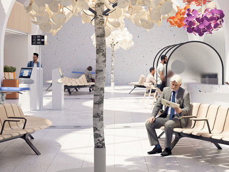 Wellness through Healthcare Design - A Design Philosophy We Should Implement in Canada!